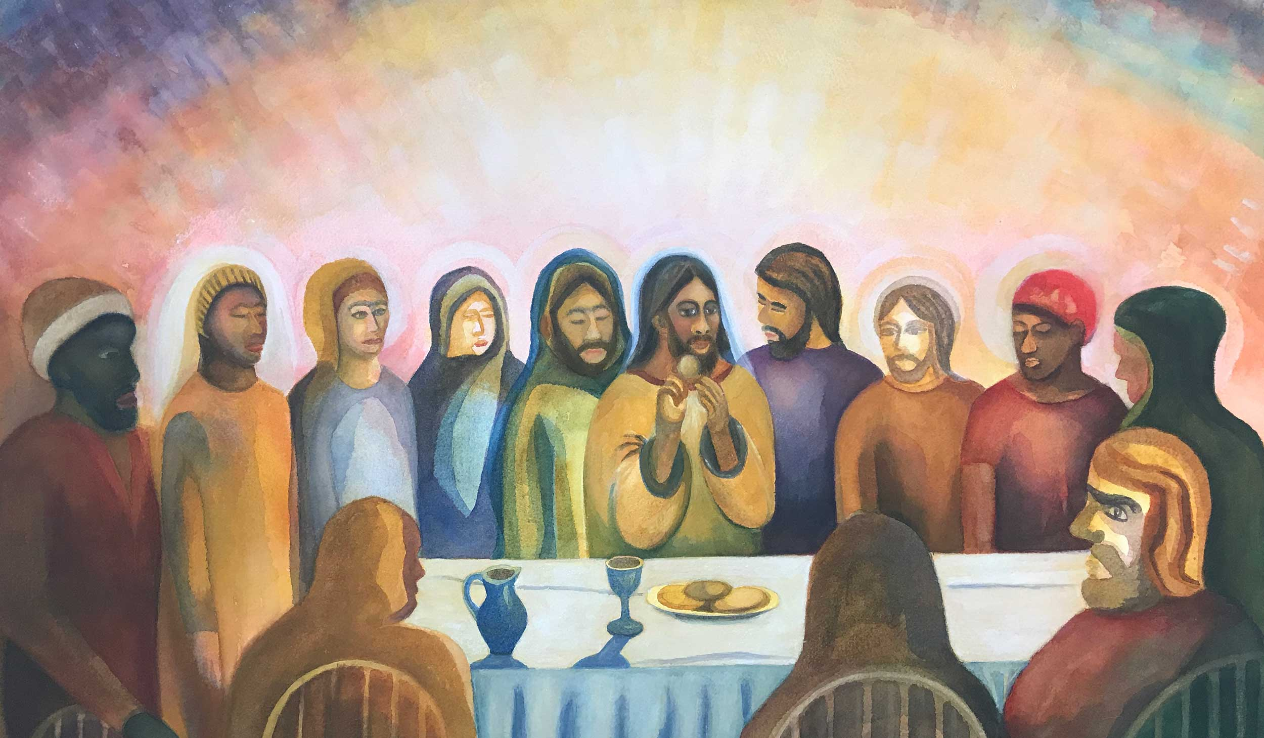 Last Supper Done
